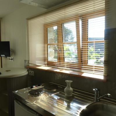 Studio à louer, kitchenette équipée